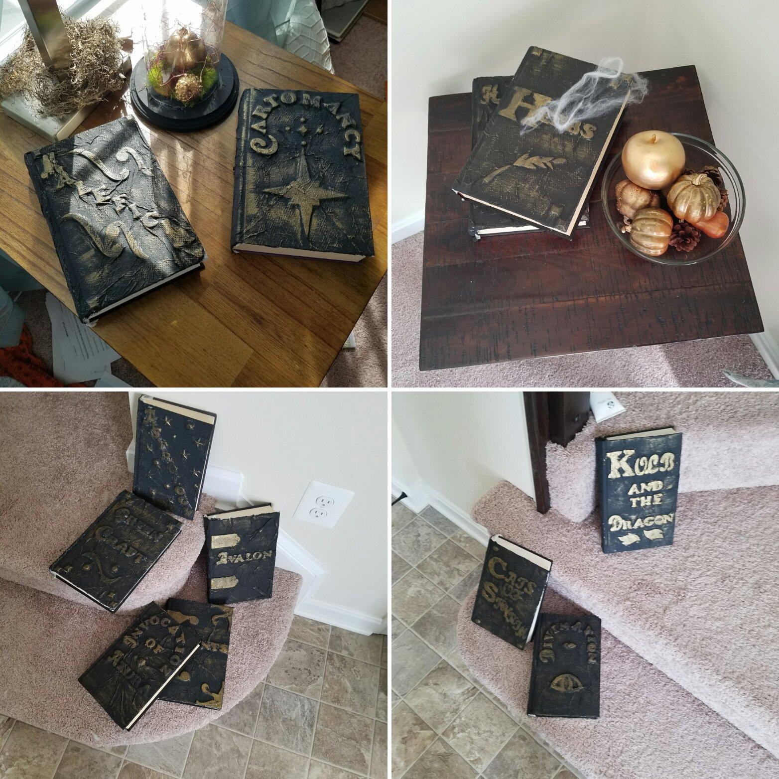 spell-books